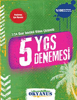 Ygs 5 li Deneme Seti
