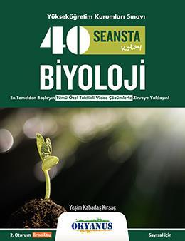 40 Seansta Biyoloji ( Yks / 2. Otr )