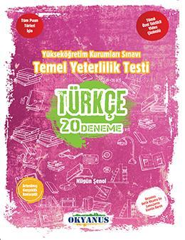 Türkçe Son Tekrar S B ( Yks / 1. Otr )