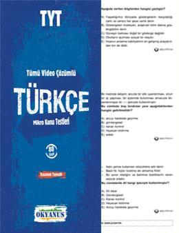 Tyt Türkçe Çek Kopar Testi