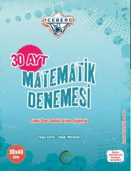 Ayt 30 Matematik Denemesi