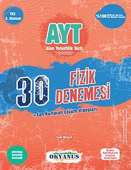Ayt 30 Fizik Denemesi