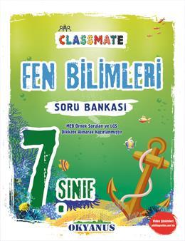 7. Sınıf Classmate Fen Bilimleri Soru Bankası