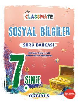 7. Sınıf Classmate Sosyal Bilgiler Soru Bankası