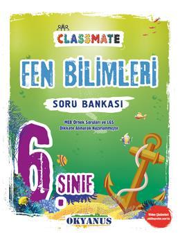 6. Sınıf Classmate Fen Bilimleri Soru Bankası