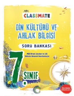 7. Sınıf Classmate Din Kültürü Ve Ahlak Bilgisi Soru Bankası