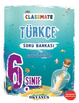 6. Sınıf Classmate Türkçe Soru Bankası