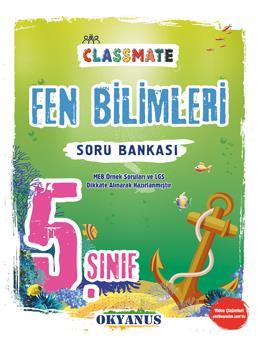 5. Sınıf Classmate Fen Bilimleri Soru Bankası