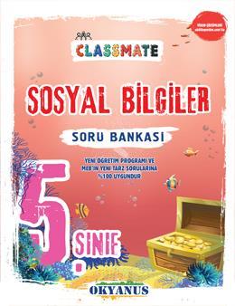 5. Sınıf Classmate Sosyal Bilgiler Soru Bankası