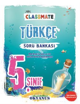 5. Sınıf Classmate Türkçe Soru Bankası