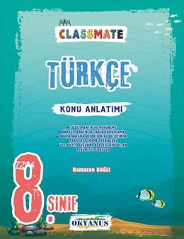 8. Sınıf Classmate Türkçe Konu Anlatımı
