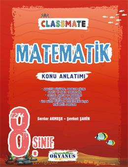8. Sınıf Classmate Matematik Konu Anlatımı
