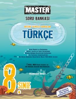 8. Sınıf Master Türkçe Soru Bankası