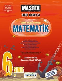 6. Sınıf Master Matematik Soru Bankası