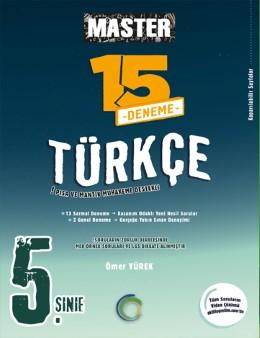 5. Sınıf Master 15 Türkçe Denemesi