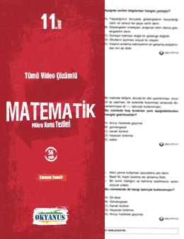 11. Sınıf Matematik Çek Kopart Yaprak Test