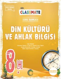 8. Sınıf Classmate Din Kültürü Ve Ahlak Bilgisi Soru Bankası