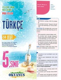 5. Sınıf Türkçe İpucu Yaprak Test