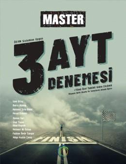 Ayt Master 3 Deneme