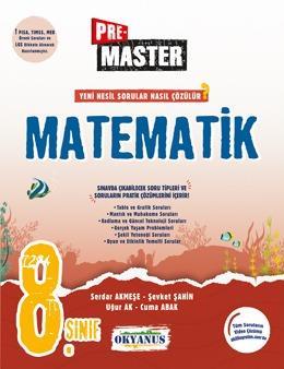 8. Sınıf Pre Master Matematik Soru Bankası