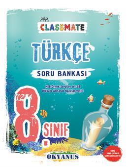 8. Sınıf Classmate Türkçe Soru Bankası