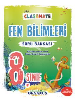 8. Sınıf Classmate Fen Bilimleri Soru Bankası
