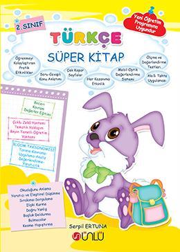 2. Sınıf Türkçe Süper Kitap