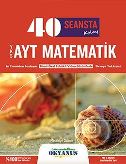 Ayt 40 Seansta Kolay Matematik ( Yks / 2. Otr )