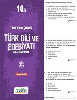 10. Sınıf Türk Dili Ve Edebiyatı Yaprak Test