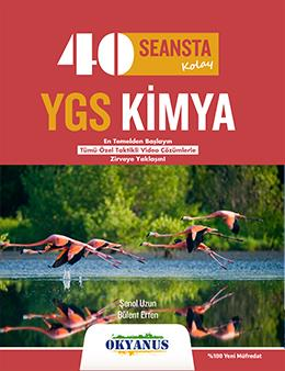 Ygs 40 Seansta Kolay Kimya