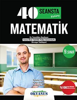 9. Sınıf 40 Seansta Matematik