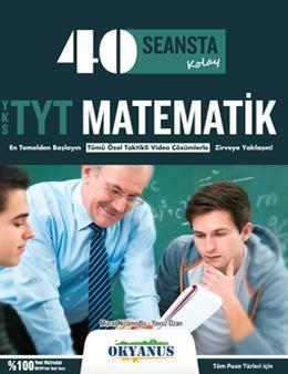 Tyt 40 Seansta Kolay Matematik  ( Yks / 1. Otr )