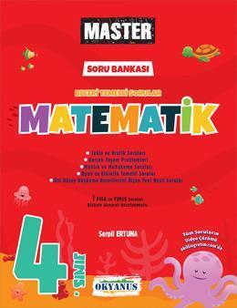 4. Sınıf Master Matematik Soru Bankası