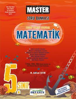 5. Sınıf Master Matematik Soru Bankası