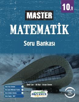 10. Sınıf Master Matematik Soru Bankası