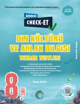 8. Sınıf Kendini Check - Et Din Kültürü Ve Ahlak Bilgisi Soru Bankası