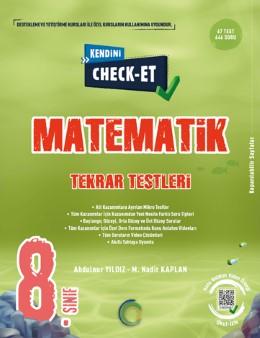 8. Sınıf Kendini Check - Et Matematik Soru Bankası