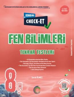 8. Sınıf Kendini Check - Et Fen Bilimleri Soru Bankası