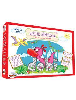 Küçük Dinozor Dobi Okul Öncesi Eğitim Seti