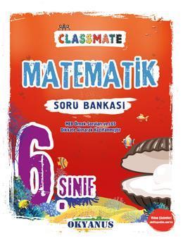 6. Sınıf Classmate Matematik Soru Bankası