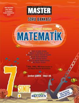 7. Sınıf Master Matematik Soru Bankası