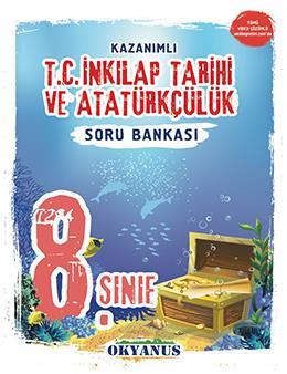 8.sınıf T.c. İnkılap Tarihi Ve Atatürkçülük Kazanımlı Soru Bankası