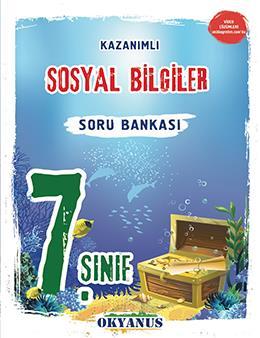 7.Sınıf Sosyal Bilgiler Kazanımlı Soru Bankası