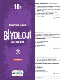 10. Sınıf Biyoloji Yaprak Testi