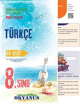 8.Sınıf Türkçe İpucu Yaprak Test
