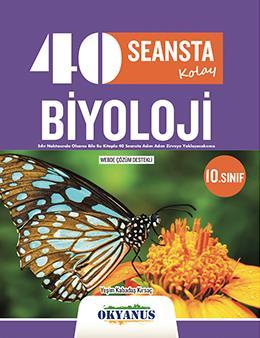 10.Sınıf 40 Seansta Biyoloji
