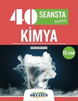 10.Sınıf 40 Seansta Kimya