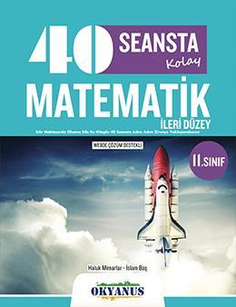 11.sınıf 40 Seansta Matematik İleri Düzey