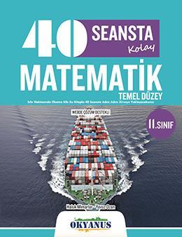 11.Sınıf 40 Seansta Matematik Temel Düzey