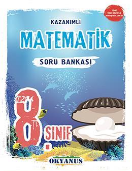 8.sınıf Matematik Kazanımlı Soru Bankası